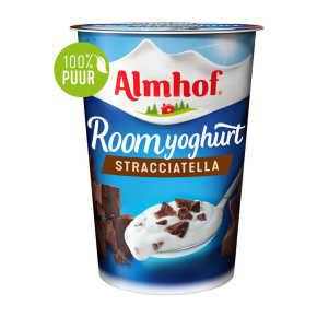 Almhof roomyoghurt stracciatella product photo