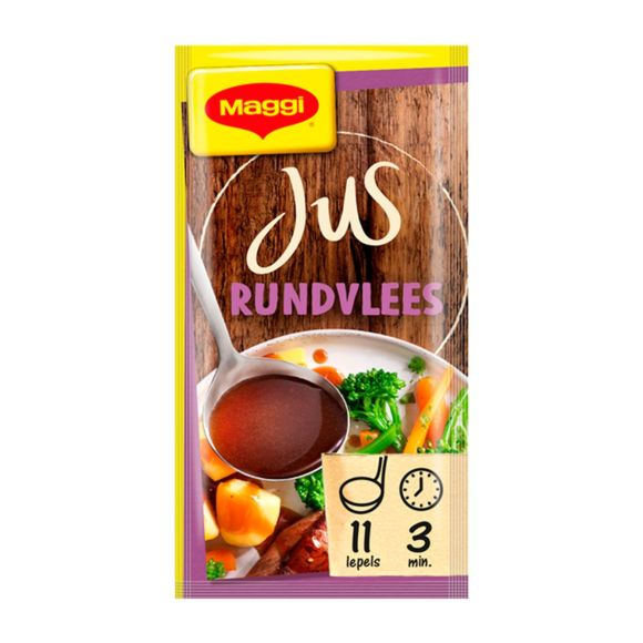 Maggi Jus rundvlees product photo