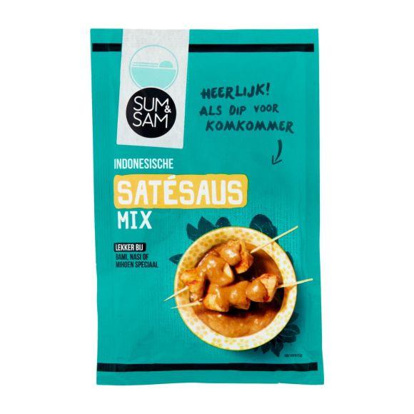 Sum & Sam Indonesische Satésaus mix product photo