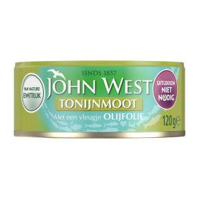 John West Tonijnmoot met een vleugje olijfolie product photo