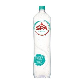 Spa Finesse Licht bruisend mineraalwater product photo