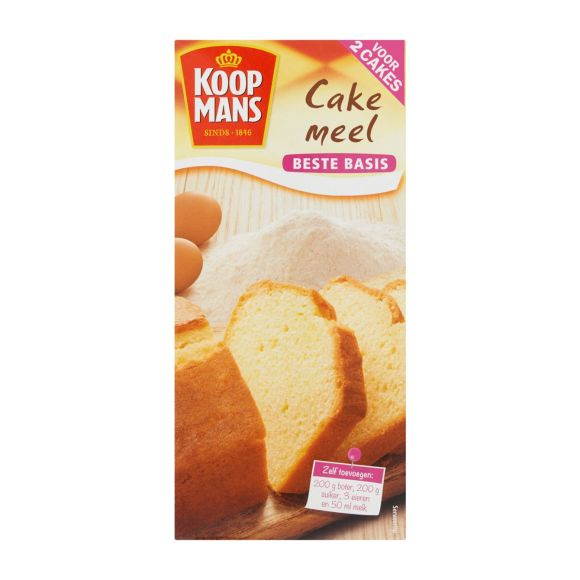 Koopmans Bakkers Cakemeel Superieur product photo