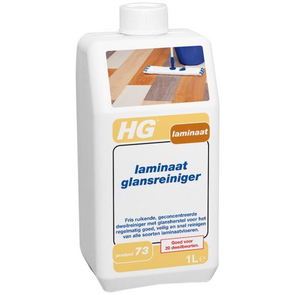 HG Laminaat glansreiniger product photo