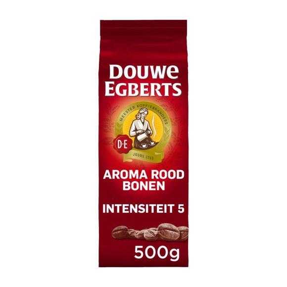 Douwe Egberts Aroma rood koffiebonen product photo