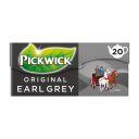Pickwick Earl grey zwarte thee voor pot product photo