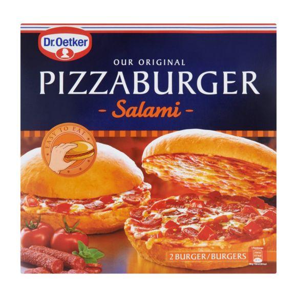 Dr. Oetker Pizzaburger Salami product photo