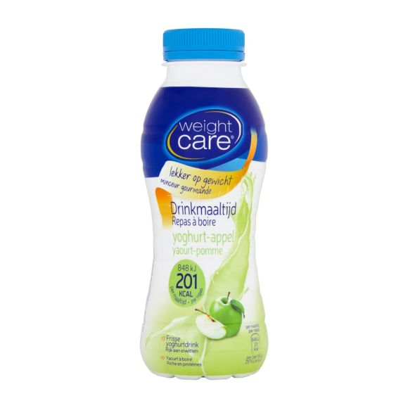 Weight Care Drinkmaaltijd yoghurt & appel product photo