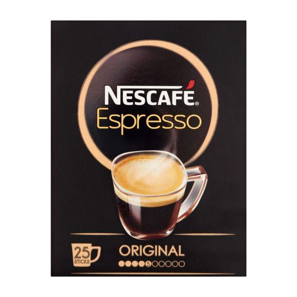 Nescafé Espresso original 25 sticks product photo