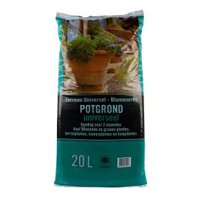Potgrond universeel product photo