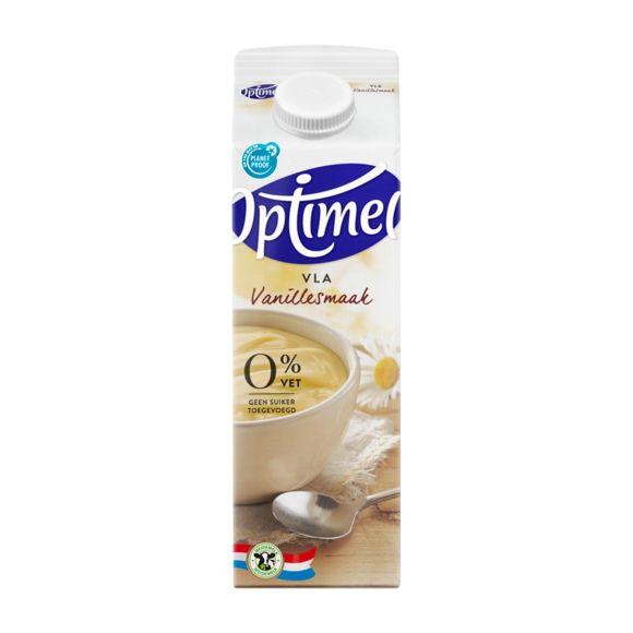 Optimel Vla Vanille 0% Vet 1000 ml Pak product photo