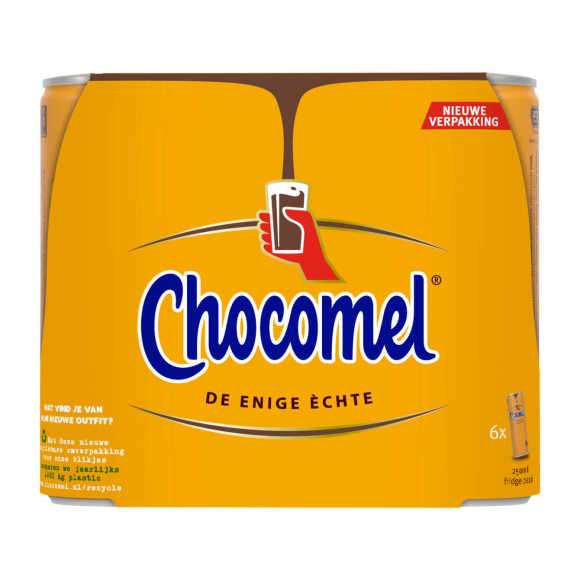 Chocomel Vol blik 6 x 250 ml product photo