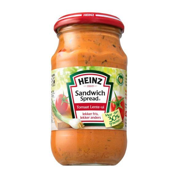 Heinz Sandwich spread tomaat product photo