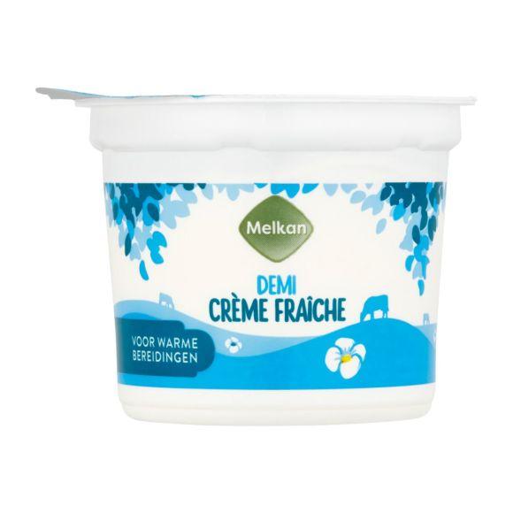 Melkan demi crème fraîche product photo