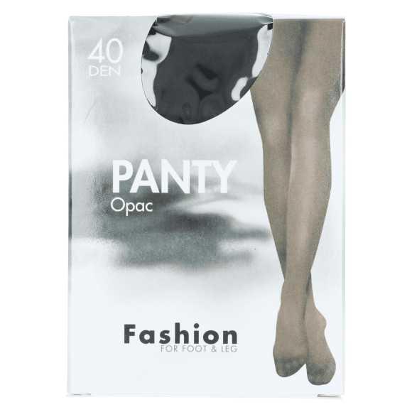 Fashion Panty opaque zwart 40/44 product photo