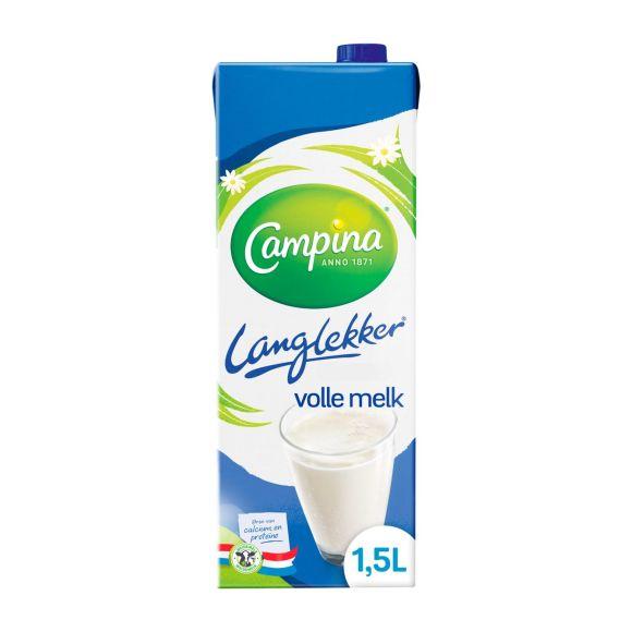 Campina Langlekker volle melk voordeelpak product photo