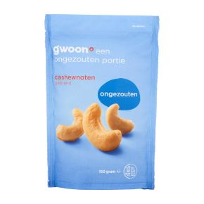 g'woon Cashewnoten ongezouten product photo