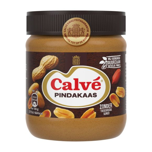 Calvé Pindakaas klein product photo