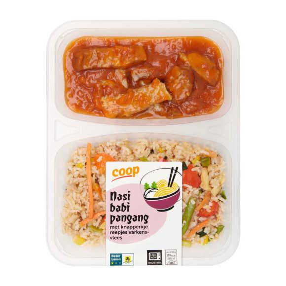 Top! van Coop Nasi babi pangang product photo
