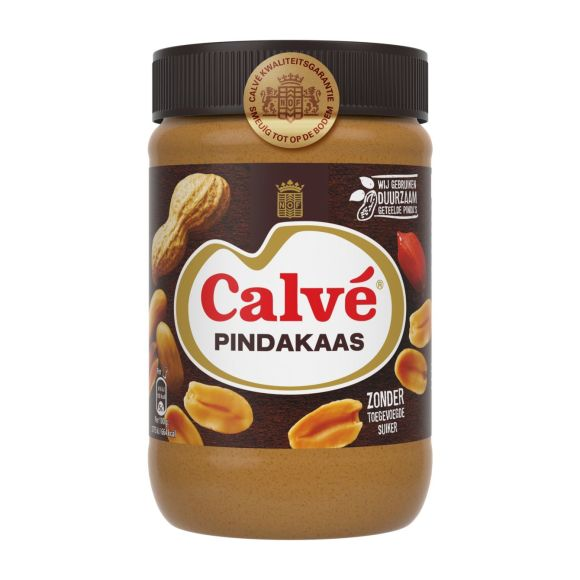 Calvé Pindakaas groot product photo