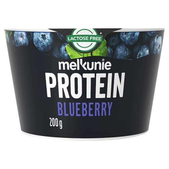 Melkunie Protein kwark bosbes product photo