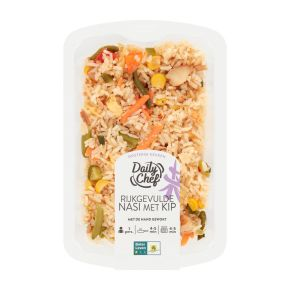 Daily Chef Rijkgevulde nasi product photo