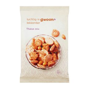 g'woon Thaise mix product photo