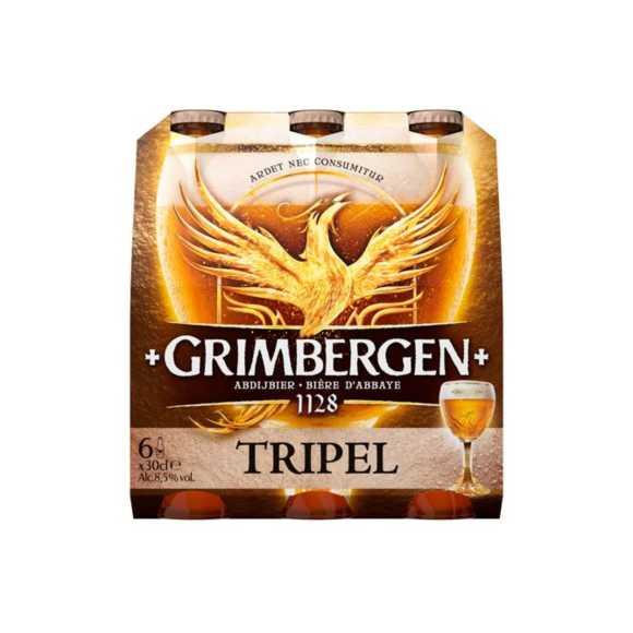 Grimbergen Tripel, Fles 6 x 30 cl product photo