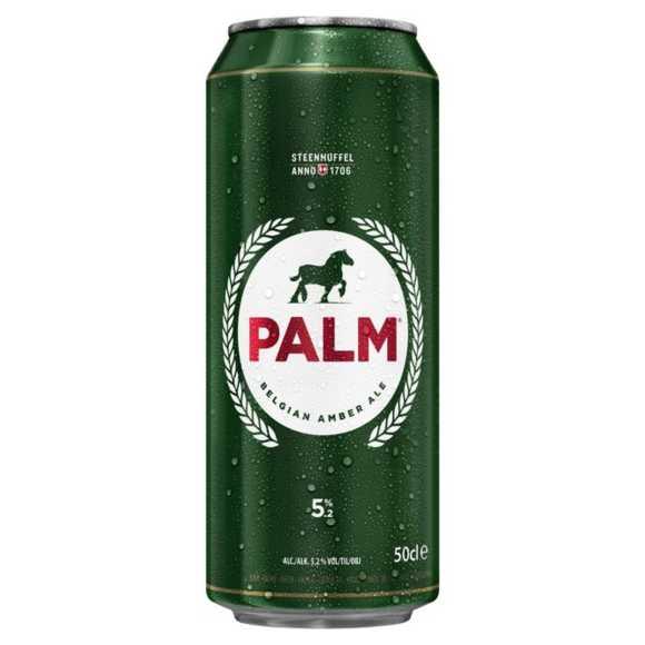 Palm Belgisch amber ale speciaal bier blik product photo