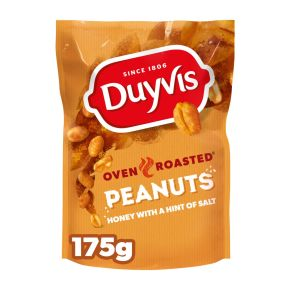 Duyvis Oven roasted peanuts honey product photo