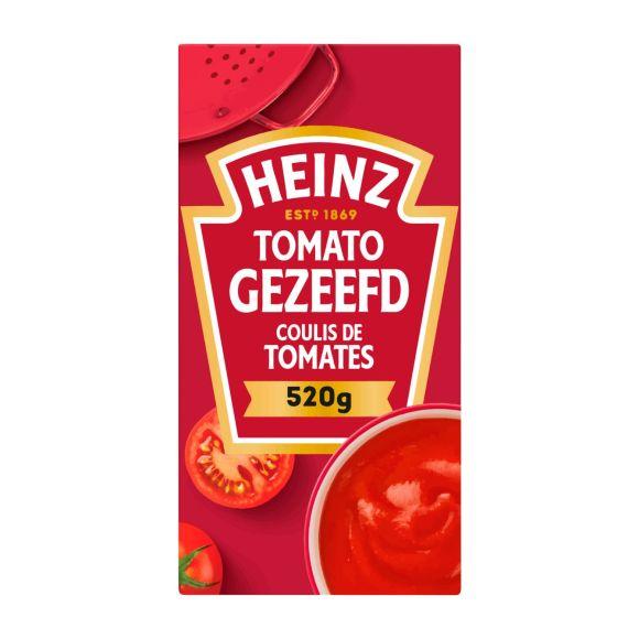 Heinz Tomaten gezeef product photo