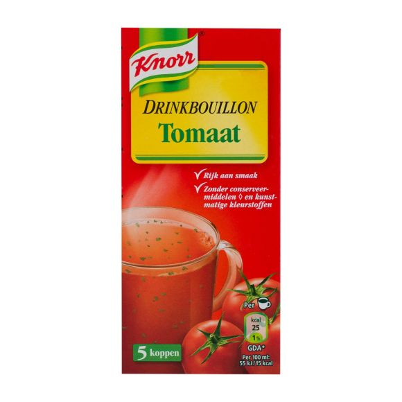 Knorr  Tomaat Drinkbouillon product photo