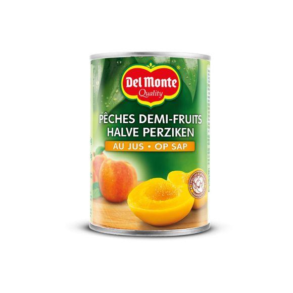 Del Monte Halve perziken op sap product photo