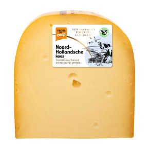 Trots van Coop Noord-Hollandsche belegen 48+ kaas stuk product photo