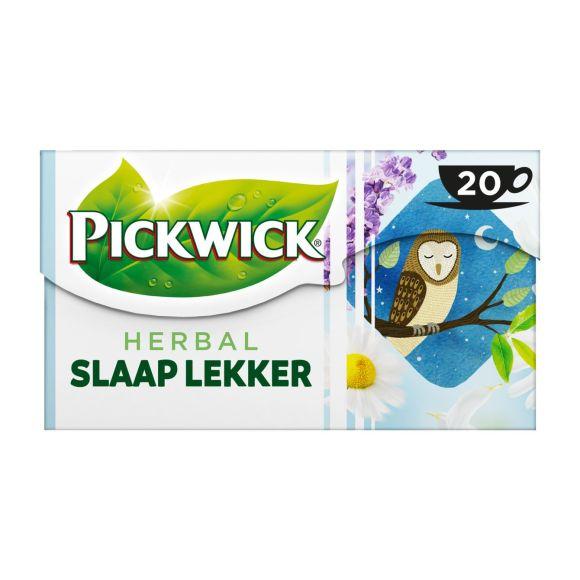 Pickwick Slaap lekker kruidenthee product photo