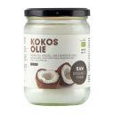 RAW Organic Food Kokosolie extra vierge product photo