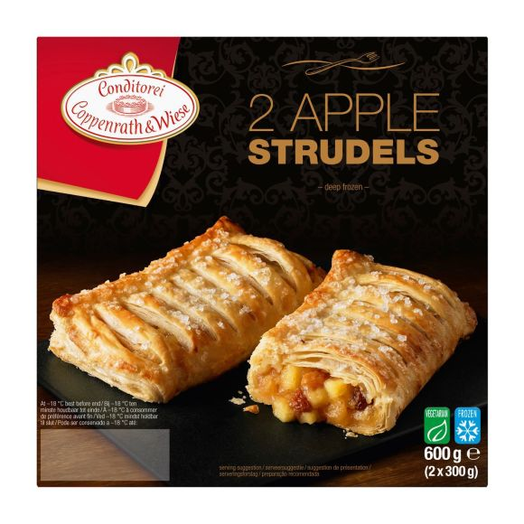 Coppenrath & W. Apple strudels product photo
