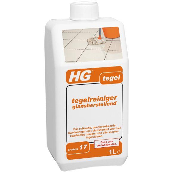HG Tegelreiniger glansherstellend product photo