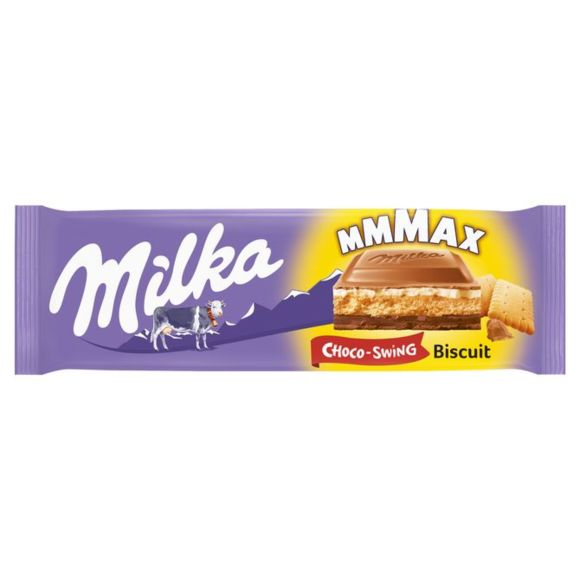 Milka Choco swing biscuit product photo