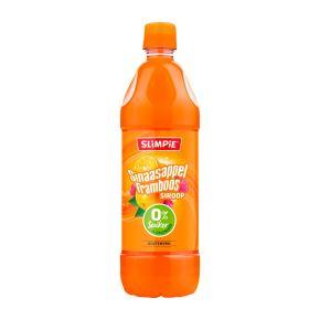 Slimpie Sinaasappel framboos siroop product photo