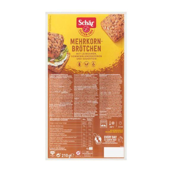 Schär Meergranen brood product photo