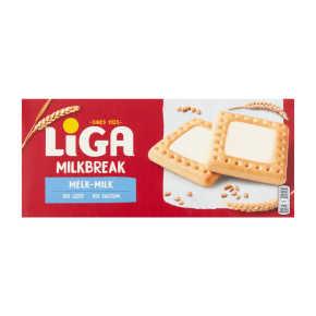 Liga Milkbreak melk product photo
